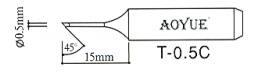 AOYUE T-0.5C